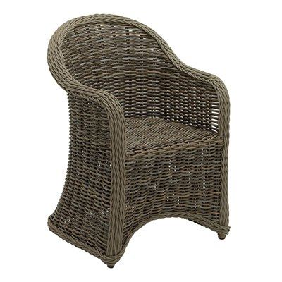 Havana Dining Chair with Arms (Willow)
