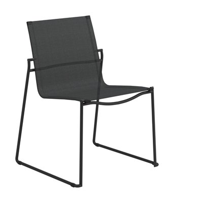 Asta Stacking Chair (Meteor / Anthracite)