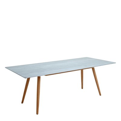 Dansk 99cm x 220cm Table - Ceramic Top
