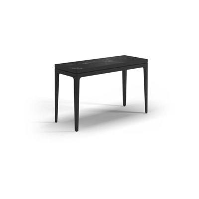 Grid Small Console Table - Ceramic