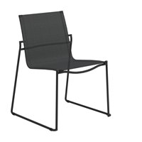 3801MAN Asta Stacking Chair (Meteor / Anthracite)