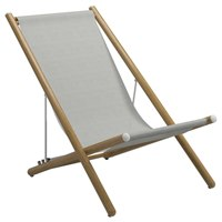 9320SGB Voyager Deck Chair - Buffed Teak (Seagull)